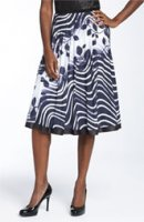 Komarov Printed Skirt